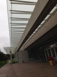 Kimbell Art Museum Louis I. Kahn - ひとりごと
