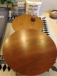 【楽天】ローテーブル。家具のバランスの難しさを実感 - *peppy days*