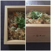 炊き込みご飯 - undress