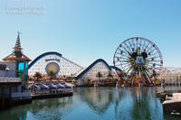 Disney California Adventure - Doping photograph