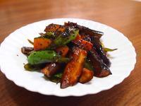 野菜の甘みそ炒め - sobu 2