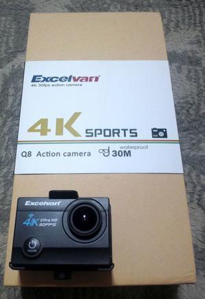 スポーツカメラを購入 - 景虎日記