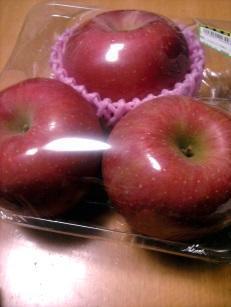 りんご - まったり主婦の家事日記