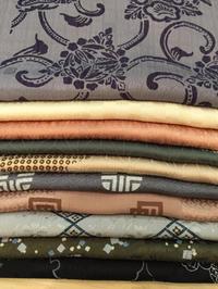 新品の帯揚げ・帯締め色柄たくさん入荷しました! - Tokyo135° sannomiya