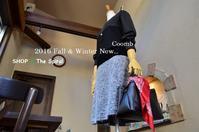 """New Arrival!!・・・2016 Fall & Winter...10/10mon"" - SHOP ◆ The Spiralという館~カフェとインポート雑貨のある次世代型セレクトショップ~"