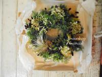 naturalwreath* - [花灯-hanabi-] 栃木県宇都宮市の花屋です