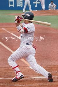 真中監督の来季『1番・山田』構想について - Out of focus ~Baseballフォトブログ~