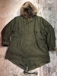 10月12日(水)大阪店ヴィンテージ入荷!#9 U.S.Army Part1編!M-1948 Parka!!(大阪アメ村店) - magnets vintage clothing コダワリがある大人の為に。