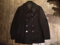 30's U.S.N. 10button pea-coat - BUTTON UP clothing