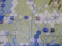 YSGA「東部戦線」連続例会2016の様子その7(GMT)The U.S. Civil Warキャンペーン 第1班そのⅣ - YSGA(横浜シミュレーションゲーム協会) 例会報告