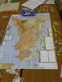 YSGA「東部戦線」連続例会2016の様子その20 二日目(GAMERS)OCS:Sicily II 三人戦 - YSGA(横浜シミュレーションゲーム協会) 例会報告