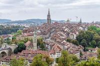 スイス・世界遺産ベルン旧市街の街並み - 千種観測所