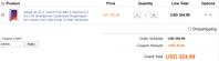 アリエクよりも安い Mi5sがクーポン適用で325ドル 在庫販売情報 - 白ロム転売法