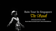 "Rain ""The Squall "" Rain World tour in シンガポール12月30日 - Rain ピ 韓国★ミーハー★Diary"