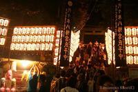 祭囃子が聞こえる -渋谷の秋祭り1 - 渋谷のつま先