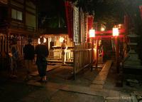 しっとりわくわく  ー渋谷の秋祭り2 - 渋谷のつま先
