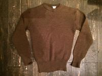 NOS 40's French Army wool sweater - BUTTON UP clothing