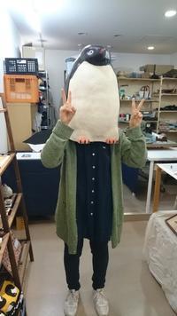 そしてペンギンのおまつりは新潟へ。 - 陶房呑器ののんびり日記