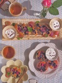 おやつじかん。 - 陶器通販・益子焼 雑貨手作り陶器のサイトショップ 木のねのブログ