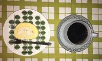 栗のスフレロールで至福のコーヒータイム♪ - 10年後も好きな家