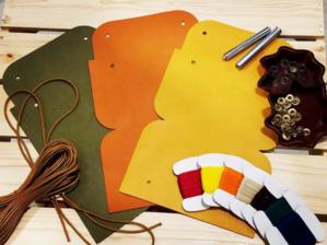 クイールサックスバー香椎浜店で出張開催「kissora革小物づくり体験ワークショップ」のお知らせ - kissora  news  blog
