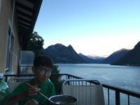 スイスのリゾート地で休暇用アパートに滞在して思ったこと - 寿司陽子