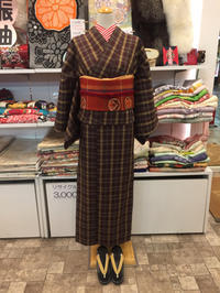新品洗える着物(袷)入荷です♫ - Tokyo135° sannomiya
