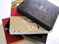 フランス王家が愛したっちゅう美食のブランド「ダロワイヨ」スイーツギフトいろいろ〜♪♪♪ - kazuのいろんなモノ、こと。