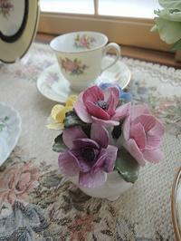 新茶のウバでティータイム - BEETON's Teapotのお茶会
