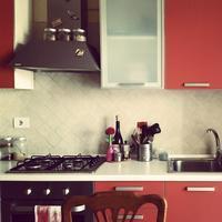 我が家の台所 - Via Bella Italia ベッライタリア通りから