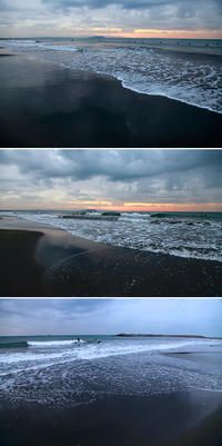 2016/10/17(MON) 波が出てきました。 - SURF RESEARCH