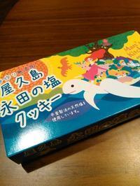 永田の塩クッキー - Circolo Macchina