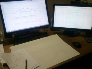 まだまだ悪戦苦闘・・・ - 早田建築設計事務所Blog