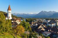 スイス・トゥーンの街並み - 千種観測所