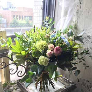 あなたのイメージで花束を - *kiko's  diary* 京都でプリザやリースなどの花雑貨とお庭のお店[Breath Garden]をしています!