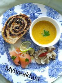 ワンプレートあさごパン - 料理研究家ブログ行長万里  日本全国 美味しい話