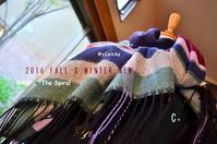 """New Arrival!!・・・2016 Fall & Winter...10/19wed"" - SHOP ◆ The Spiralという館~カフェとインポート雑貨のある次世代型セレクトショップ~"