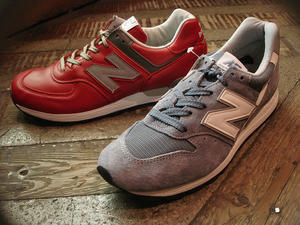"""NEW : new balance [M576] RED """"UK"""" & [M996] BLUE/SILVER """"USA"""" !! - HOME TOWN STORE River Side"""