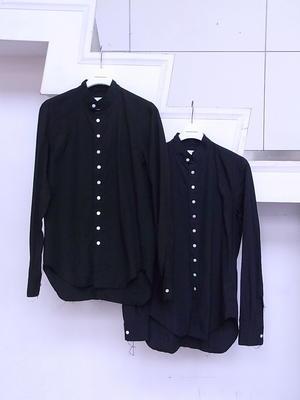 TAKAHIROMIYASHITATheSoloIst victorian collar shirt. - archivist BLOG
