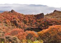 今年も大船・御池の紅葉は最高でした速報! - 休日登山日記