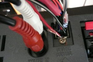 シャープSD-NX10のコントロール・ケーブル作成 - オーディオと音楽とパソコンと: Audio, Music & Personal Computer