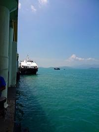 2016夏 香港の旅5~離島さんぽ - 次、どこ行く?