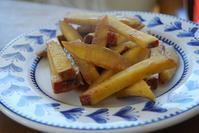 さつま芋のミルクティー煮 - 料理研究家ブログ行長万里  日本全国 美味しい話