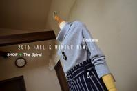 """New Arrival!!・・・2016 Fall & Winter...10/20thu"" - SHOP ◆ The Spiralという館~カフェとインポート雑貨のある次世代型セレクトショップ~"