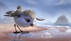Piper (ひな鳥の冒険) - amore spacey