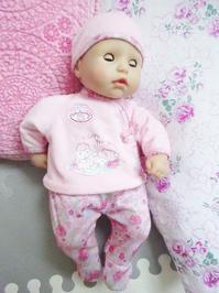 赤ちゃん人形「My First Baby Annabell」☆ - ドイツより、素敵なものに囲まれて