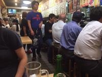 板橋「ニュー加賀屋 板橋店」★★★☆☆ - 紀文の居酒屋日記「明日はもう呑まん!」
