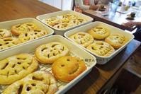 SNSの声『サブレ?クッキー?ナニコレ?』 - 奈良パン教室 ~「もみじの家」~