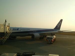 沖縄の旅*「ANAプレミアムクラス」で愉しむ!!那覇空港→関西国際空港への贅沢な空の旅 Day5-5 - journey