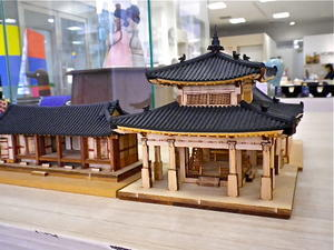 韓紙工芸講座で韓国観光公社へ - Syumizin / 茶藝館